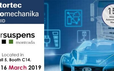 Find us at Automechanika Madrid 2019