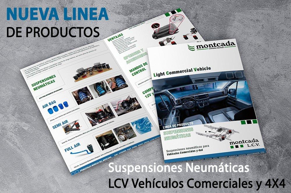 Díptico Suspensiones Neumáticas LCV